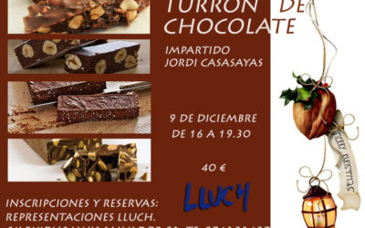 Nou curs de Chocolate