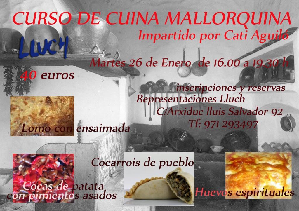 cuina mallorquina