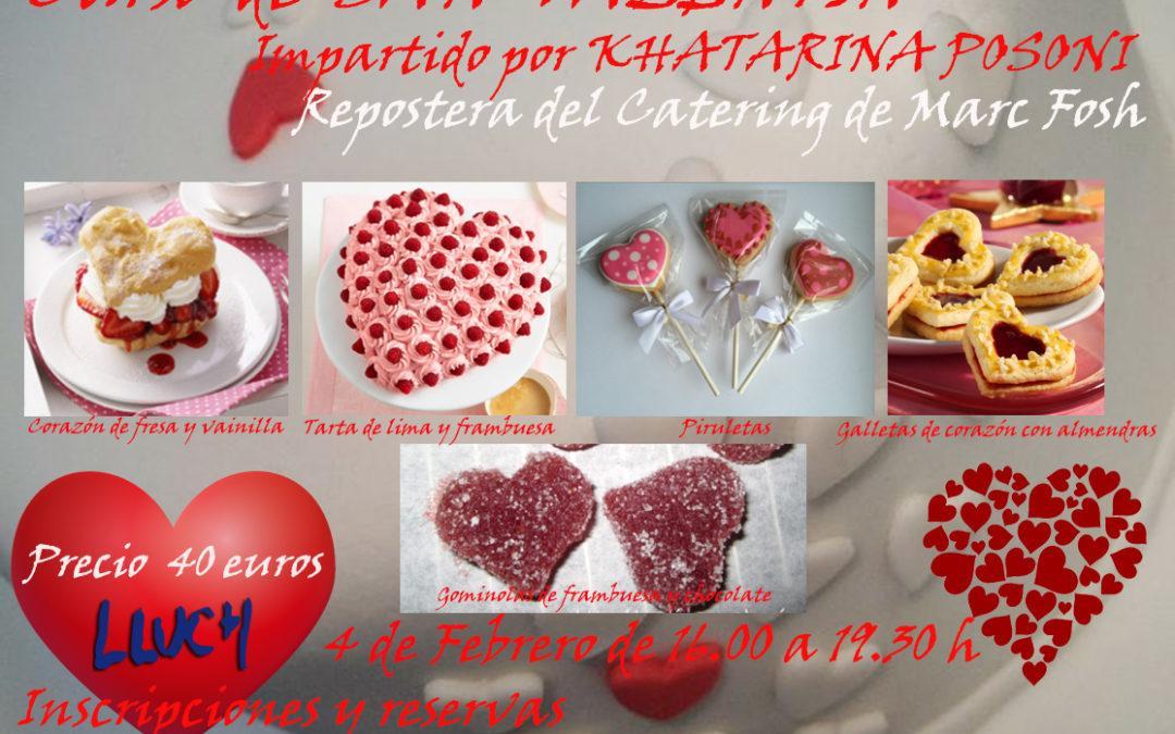 Curs especial San Valentín